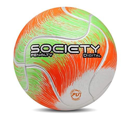 Bola Society Digital Term Viii Penalty 69 Cm Verde