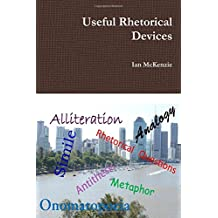 Useful Rhetorical Devices
