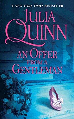 An Offer From a Gentleman (Bridgerton Series, Bk. 3): Quinn, Julia:  9780380815586: Amazon.com: Books