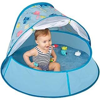 Babymoov Aquani Tent & Pool | 3 in 1 Pop Up Tent, Kiddie Pool and Play Yard