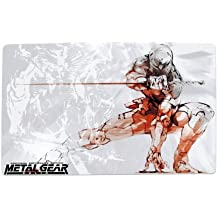 A Wide Variety of Metal Gear Solid Game Characters Desk & Mouse Pad Table Play Mat (Gray Fox)