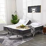 Adjustable Bed Frame, Inofia Electric Adjustable