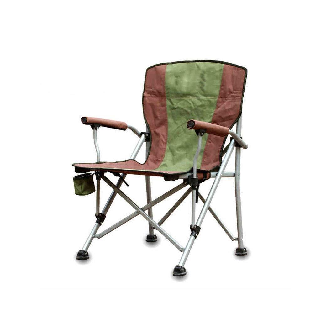 Kaiyu Outdoor Freizeit Stuhl Klappstuhl Direktor Stuhl Strandkorb Camping Angeln Stuhl Stuhl 60x94 cm