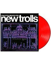 Concerto Grosso [Limited Gatefold, 180-Gram Red Colored Vinyl]