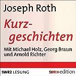 Kurzgeschichten | Joseph Roth