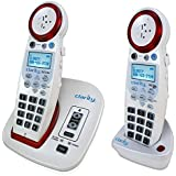 Loud 50dB Big Button Cordless Phone