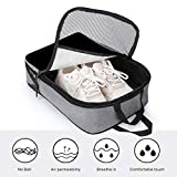 The Crow Eric Draven Travel shoe bag suitable For