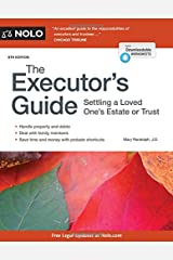 Executor's Guide, The: Settling a Loved One's Estate or Trust Paperback