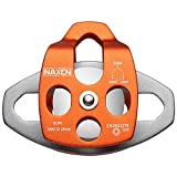 NAXEN 32kN Pulley Double Sheave CE Certified for