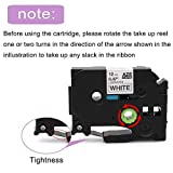 MarkDomain Compatible Label Tape Replacement for