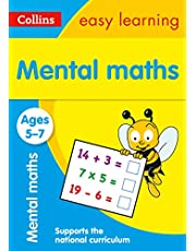 Mental Maths Ages 5-7: Prepare for School with Easy Home Learning
