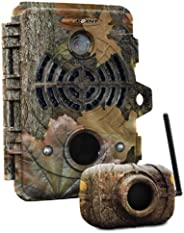 Spypoint 12MP Black Flash Surveillance Camera, Camo