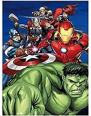 Marvel Avengers fleece deken kinderen