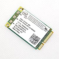 Intel 4965 AGN Wireless-N WiFi Link Mini PCI-E Card 300 Mbps 802.11a/b/g/n 2.4/5 GHz 4965AGN for HP