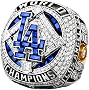 2020 LA 'World ' Rings,Champions Replica Ring for 'Dodgers Fans Gift Collection,Gifts for Mens Wom