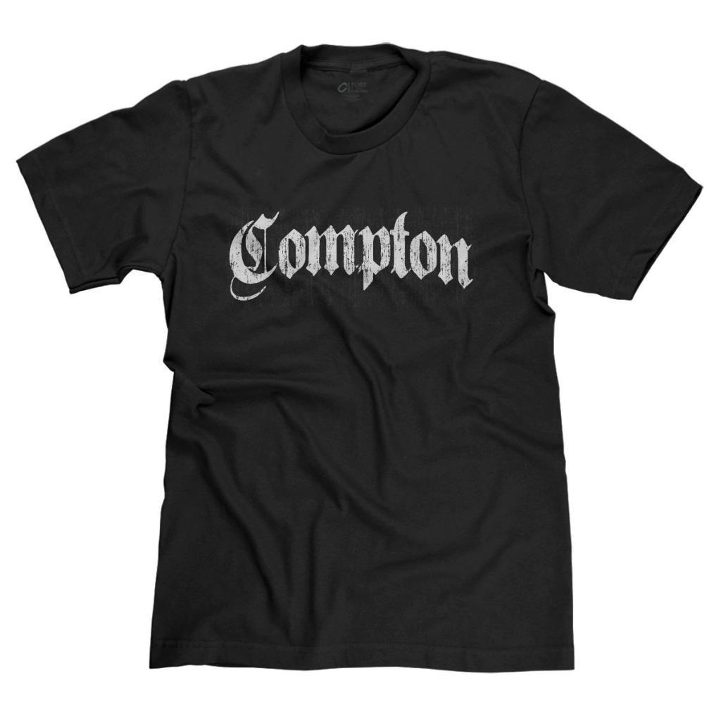 Compton Staright Out Hip Hop Rap Westside T Shirt 4060
