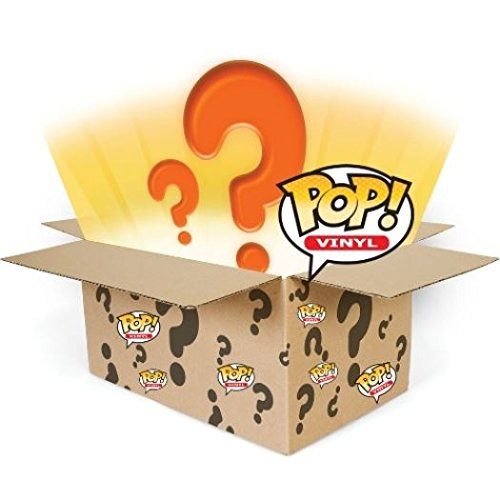 Funko POP! Mystery 6 Pack - Random Stylized Vinyl Figure Set