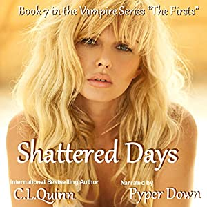 Shattered Days Audiobook