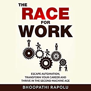 The Race for Work Hörbuch