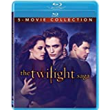 Twilight Saga 5 Movie Coll [Blu-ray]