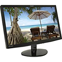 Planar PLL2010MW 19.5 LED Monitor, 16:9, 5ms, 1600x900, 250 Nit, 1000:1, Speakers, DVI/VGA, Black 997-7305-00