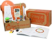 Groovy Lab in a Box Young Creator Series Subscription Box Ages 4-7