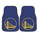 FANMATS NBA Golden State Warriors Nylon Face Carpet