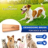 EquiGroomer Deshedding Brush for Dogs and Cats