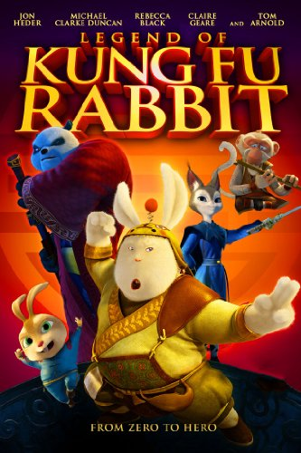 Saga Of Kung Fu Rabbit
