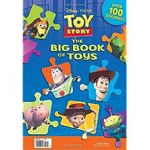 The Big Book of Toys (Disney/Pixar Toy Story)