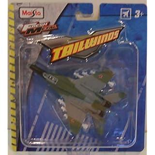 Mig-29 Fulcrum (1:87 Scale) Die Cast Airplane