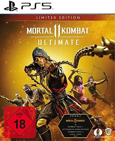 Mortal Kombat 11 Ultimate Limited Edition