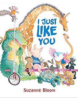 Book Cover: I Just Like You