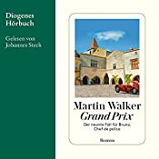 Grand Prix (Bruno Courrèges 9) | Martin Walker