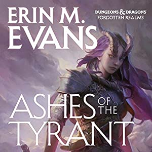 Ashes of the Tyrant Audiobook