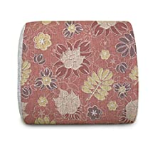 Hugwarm Portable Flowers High Quality Memory Foam Back Cushion for Car Seats, Office Computer Seats,sofa and Other Chairs