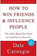(HOW TO WIN FRIENDS AND INFLUENCE PEOPLE (REV) BY CARNEGIE, DALE)How to Win Friends and Influence People (Rev)[Paperback] ON 01-Oct-1998 Unknown Binding