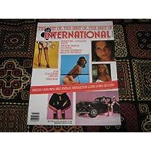 The Best of Club International #3 (Sensational Look-Alike , Long Dong Silver ! , 10 Alluring Lovelies, 1979 #3)