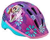 Nickelodeon Paw Patrol Kids Bike Helmet, Toddler 3-5 Years, Adjustable Fit, Vents, Skye Purple