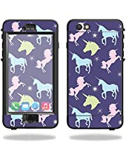 MightySkins Skin Compatible with Lifeproof Nuud iPhone 6s Plus Case – Unicorn Dream   Protective, Durable, and Unique Vinyl wrap Cover   Easy to Apply, Remove, and Change Styles   Made in The USA