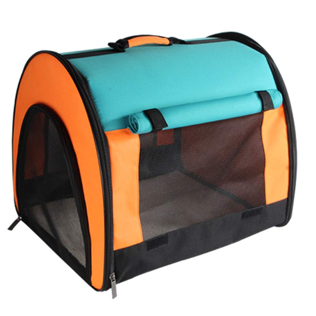 LSLMCS Pet Bag,Portable Pet Travel Breathable Backpack,Space Capsule Pet Bag Space Waterproof Handbag For Cat And Small Dog For excursions