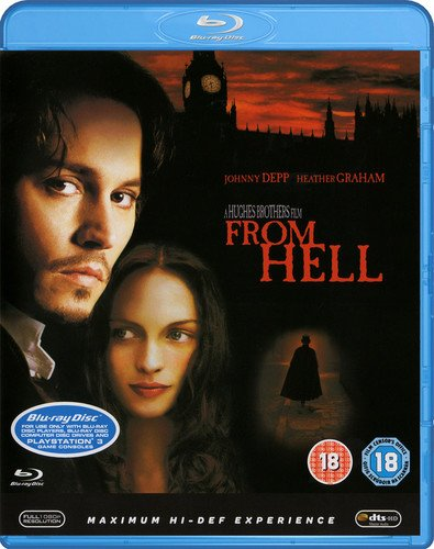Blu-ray : From Hell (Blu-ray)