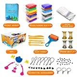 Modeling Clay Kit - 50 Colors Air Dry Ultra Light