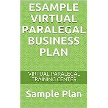 eSample Virtual Paralegal Business Plan: Sample Plan