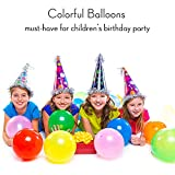 (100pcs) Colorful Party Balloons 12 inch by