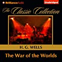 The War of the Worlds Audiobook by H.G. Wells Narrated by Bill Weideman