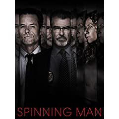 Guy Pearce and Pierce Brosnan in SPINNING MAN on Blu-ray, DVD and Digital June 12 from Lionsgate