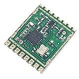 SI4438 Wireless Module 433M SPI Interface 1.5KM Communication Distance Small Size Modification Accessories