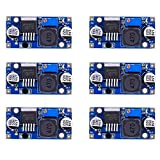 DAOKI 6Pcs Step-Down Power Supply Module LM2596