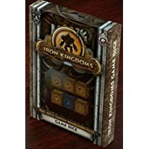 Iron Kingdoms Full Metal Fantasy Role Playing Game Dice from Q-Workshop